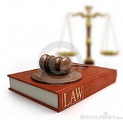 ספר חוקים, פטיש שופטים ומאזני צדק