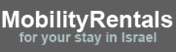 Mobility Rentals - for your stay in Israel