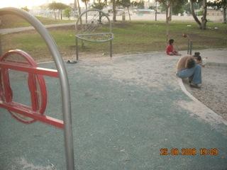 טיילת פארק נחל באר שבע וחורשת גן הפעמון- באר שבע