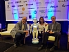 Michal Rimon, Martin Essl  and the service robot