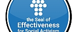 the Seal of Effectiveness for Social Activism
