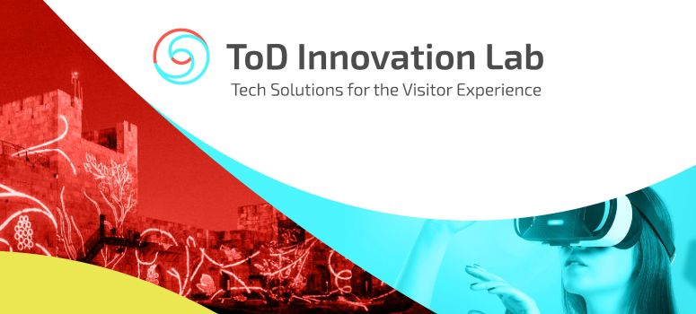 ToD Innovation Lab - Tech solutions for the visitor experience