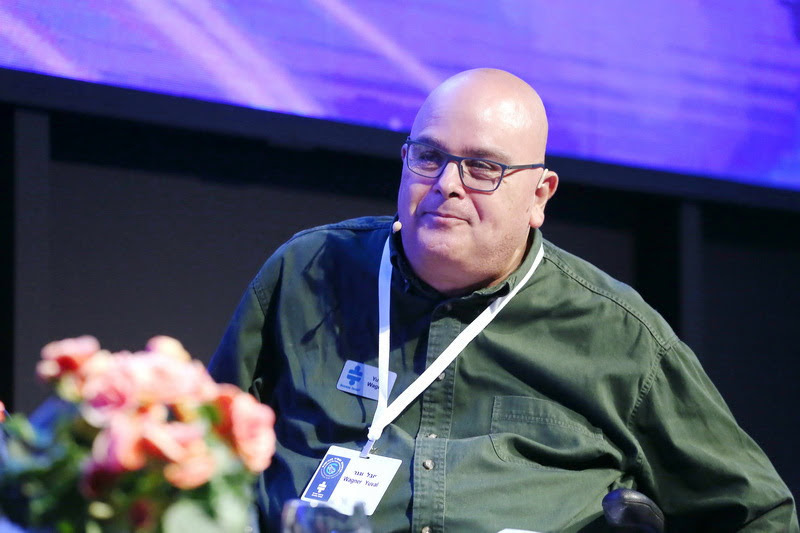 Yuval Wagner, founder of Access Israel